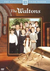 The Waltons: Season 3, DVD