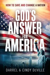 God's Answer for America: How to Save and Change a Nation - eBook