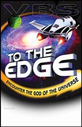 To The Edge VBS 2015: Jumbo Theme Poster