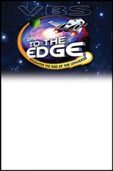 To The Edge VBS 2015: Theme Invitation Flyers, Pack of 100
