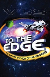 To The Edge VBS 2015: Theme Bulletin Covers