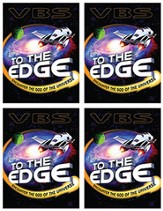 To The Edge VBS 2015: Theme Postcards