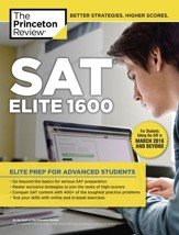 SAT Elite 1600, 2nd Edition: For the Redesigned 2016 Exam - eBook