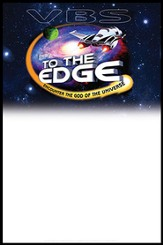 To The Edge VBS 2015: Theme Banner (6' x 3')