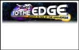 To The Edge VBS 2015: VBS Nametags, pack of 48