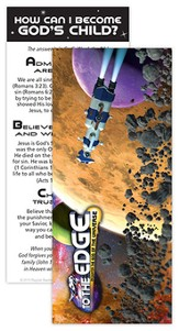 To The Edge VBS 2015: Gospel Bookmarks, Pack of 50