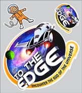 To The Edge VBS 2015: Iron-on Transfers, Pack of 10