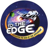 To The Edge VBS 2015: Theme Buttons, Pack of 20