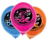 To The Edge VBS 2015: Logo Balloons, Pack of 25
