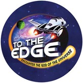 To The Edge VBS 2015: Theme Stickers, Pack of 50