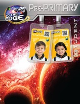 To The Edge VBS 2015: Pre-Primary Student Activity Sheets, NKJV