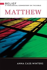 Matthew: A Theological Commentary on the Bible - eBook