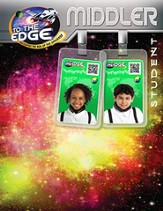 To The Edge VBS 2015: Middler Student Activity Sheets, NKJV