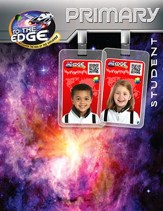 To The Edge VBS 2015: Primary Student Activity Sheets, KJV  - Slightly Imperfect