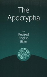 REB Apocrypha, Text Edition, Hardcover