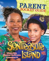VBS 2014 SonTreasure Island - Parent Pocket Guide, 10 Pack