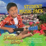 VBS 2014 SonTreasure Island- Student Music Pack: Music 10 Pack CDs with all of the Son Treasure Island Songs!