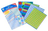 To The Edge VBS 2015: Dazzle Star Stickers Super Pack, 12 Sheets