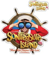 VBS 2014 SonTreasure Island- Iron-On T-Shirt Transfer: 10 Pack
