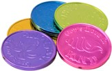 VBS 2014 SonTreasure Island Treasure Coins, 25 Pack     - Slightly Imperfect