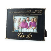 With Love Which Binds Us, Family Photo Frame