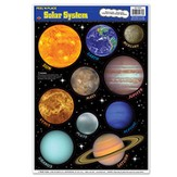 To The Edge VBS 2015: Solar System Clings