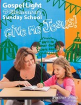 Elementary Bible Teaching Poster Pack Fall 2014 Year D