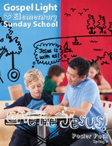 Elementary Bible Teaching Poster Pack Spring 2015 Year D