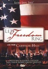 Let Freedom Ring, DVD