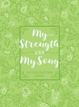 My Strength and My Song: One-Year Devotional - eBook