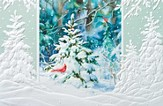 Deep Snow, For Unto You Is Born This Day Cards, Box of 16