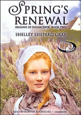 #2: Spring's Renewal Audiobook on MP3