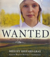 Wanted - unabridged audiobook on CD