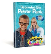 VBS 2015 SonSpark Labs: Discovering God's Plan 4U=Jesus - Reproducible Power Pack