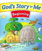God's Story for Me: The Beginning mini book