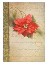 Thanking God Christmas Card, Box of 20