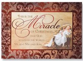 This is the Miracle of Christmas Cards, Pack of 20