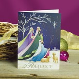 Rejoice, Shepherds Christmas Cards, Package of 25