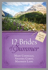 The 12 Brides of Summer - Novella Collection #2 - eBook