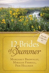 The 12 Brides of Summer - Novella Collection #3 - eBook