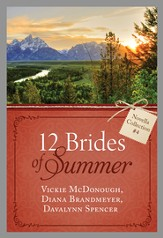 The 12 Brides of Summer - Novella Collection #4 - eBook