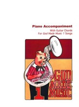 God Made Music 1, Piano Accompaniment