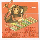 God Made Music, Grade 4, CD 1