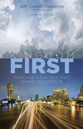 Kingdom First - eBook
