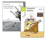 Sequential Spelling Level 2 Teacher Guide & Student Response Book, Revised Edition