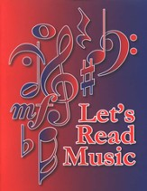 Let's Read Music Choir Book