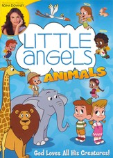 Little Angels: Animals, DVD