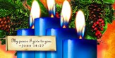 Advent Blue Offering Envelope (Package of 50)