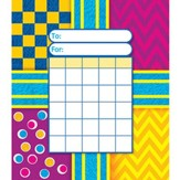 Snazzy Incentive Pad (Pad of 36 Charts)