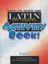 Latin for Children Primer C Activity Book - Slightly Imperfect